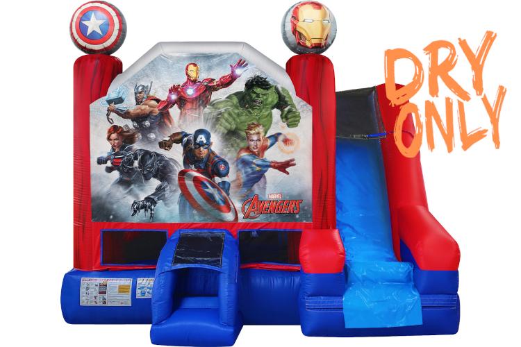 Avengers 6in1 (Dry)