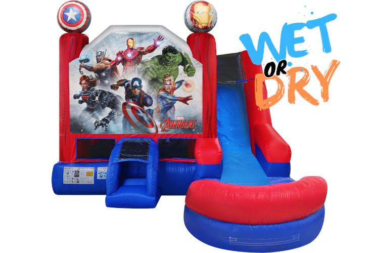 Avengers 6in1 (Wet)