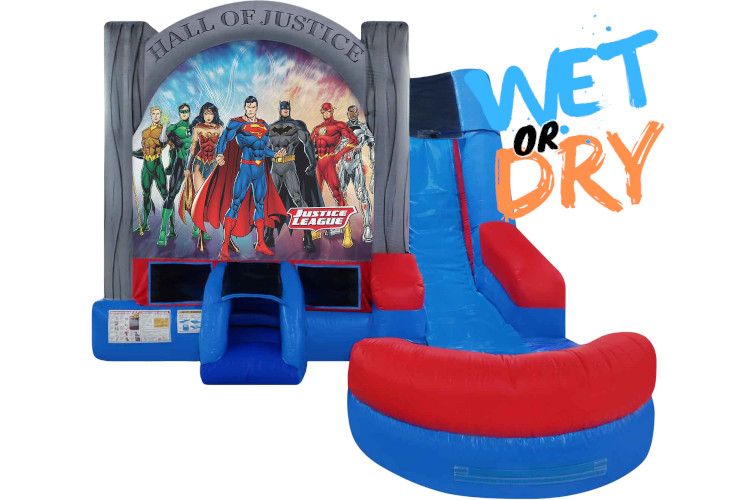Justice League 6in1 (Wet)
