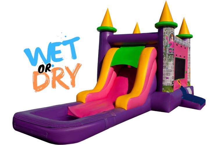 Princess Combo (Wet)