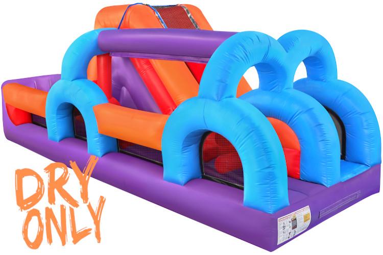 Slide N Splash Obstacle (Dry)