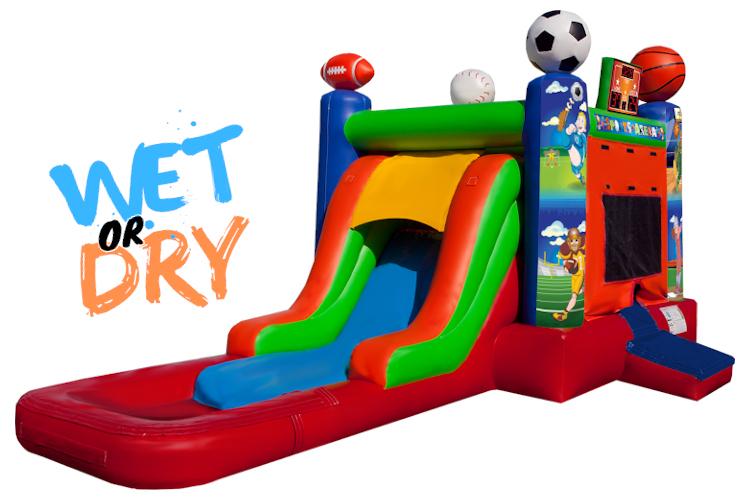 Sports Combo (Wet)